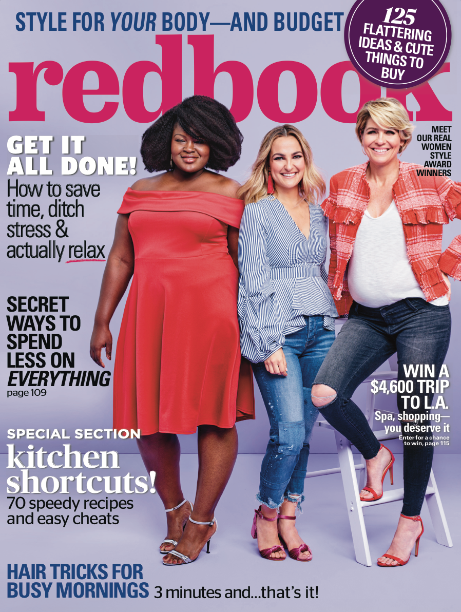 Redbook RWSA featuring Supplechic