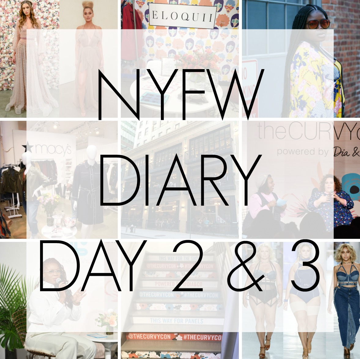 NYFW Diary Day 2 & 3 : Why you need a Partner in Chic