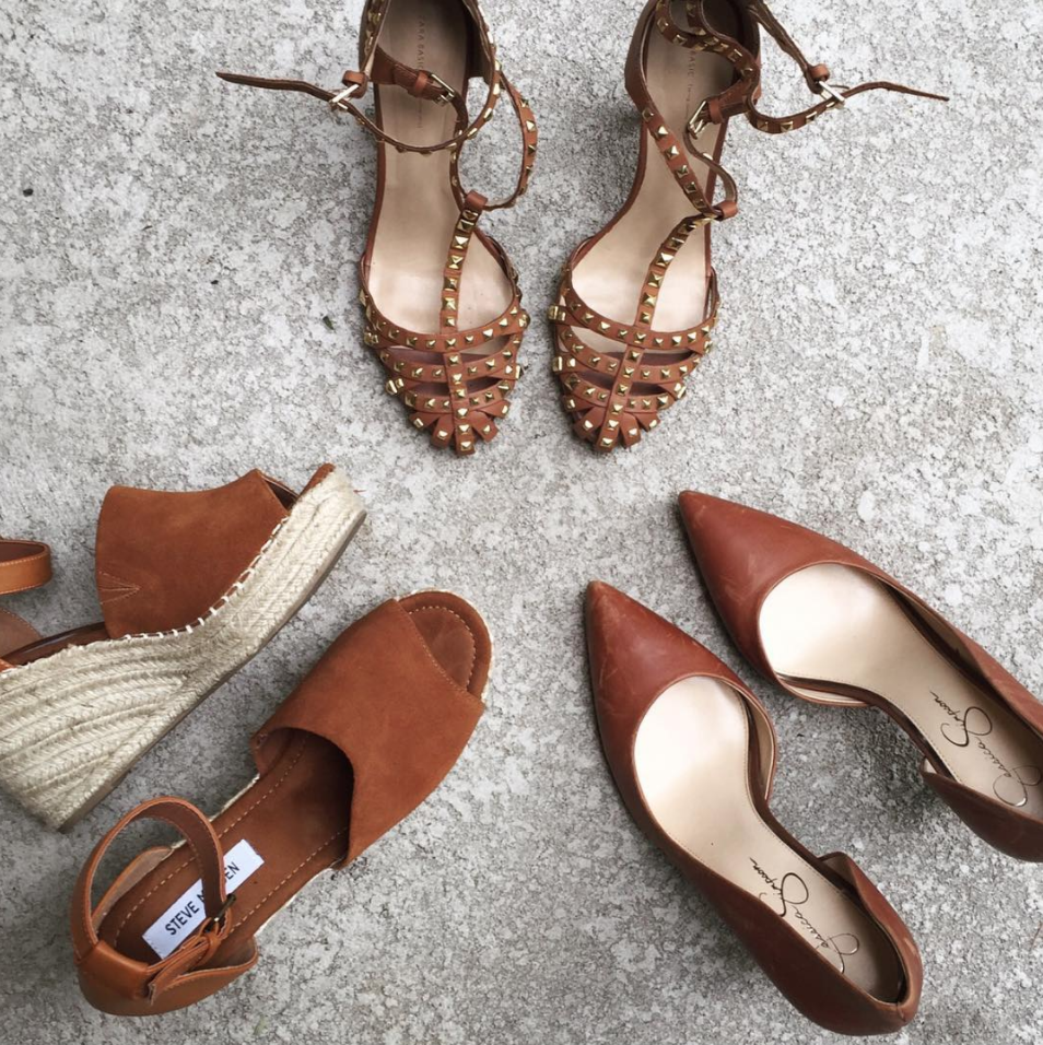 brown girl nude footwear roundup supplechic instagram