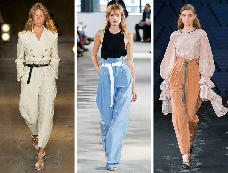 spring_summer_2018_fashion_trends_high_waisted_pants