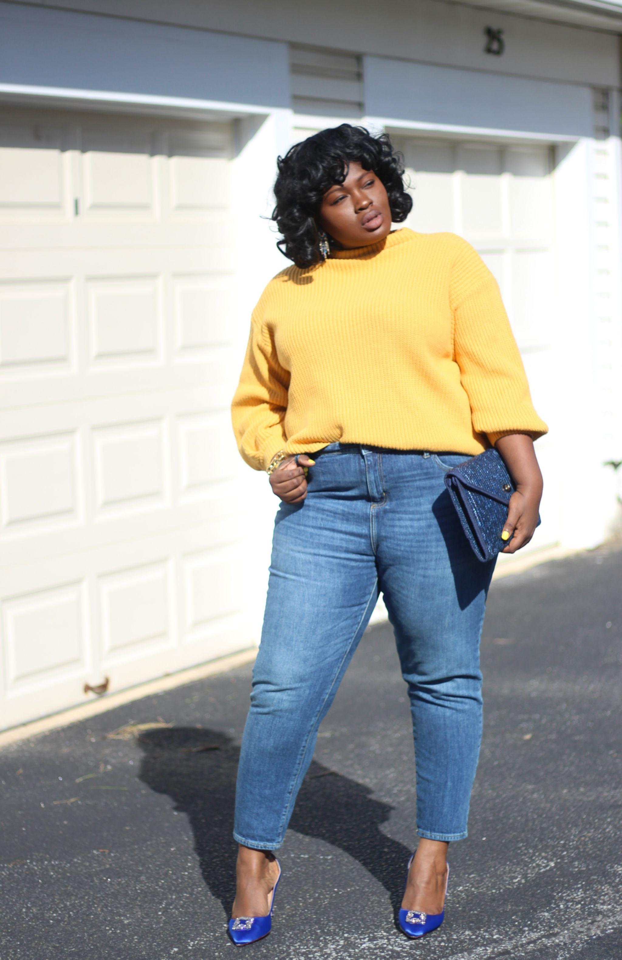 yellow zaful sweater ss18 trend