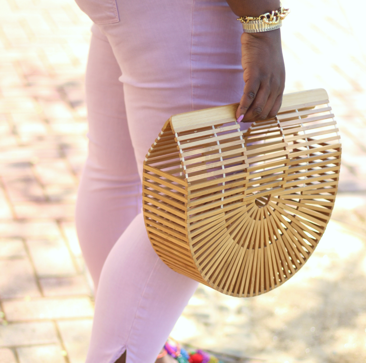 top 2018 spring accessories wicker bag