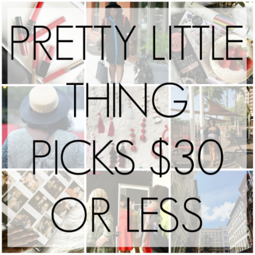 Pretty Little Thing Summer Ready Style Picks Under $30