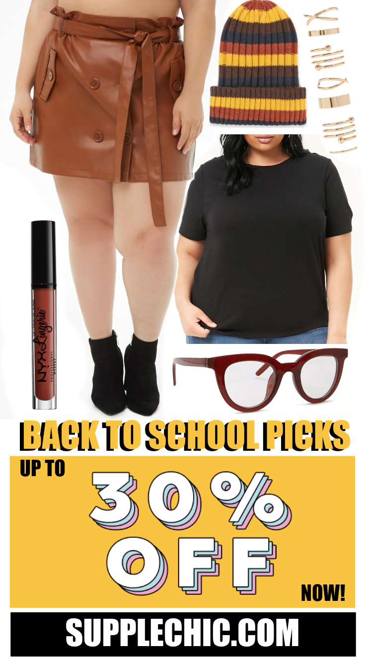 forever 21 back to school style picks budget finds