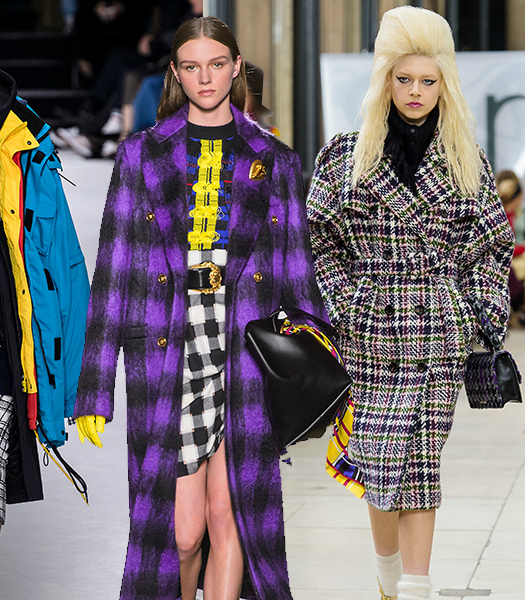 STATEMENT OUTWEAR TREND -AW18