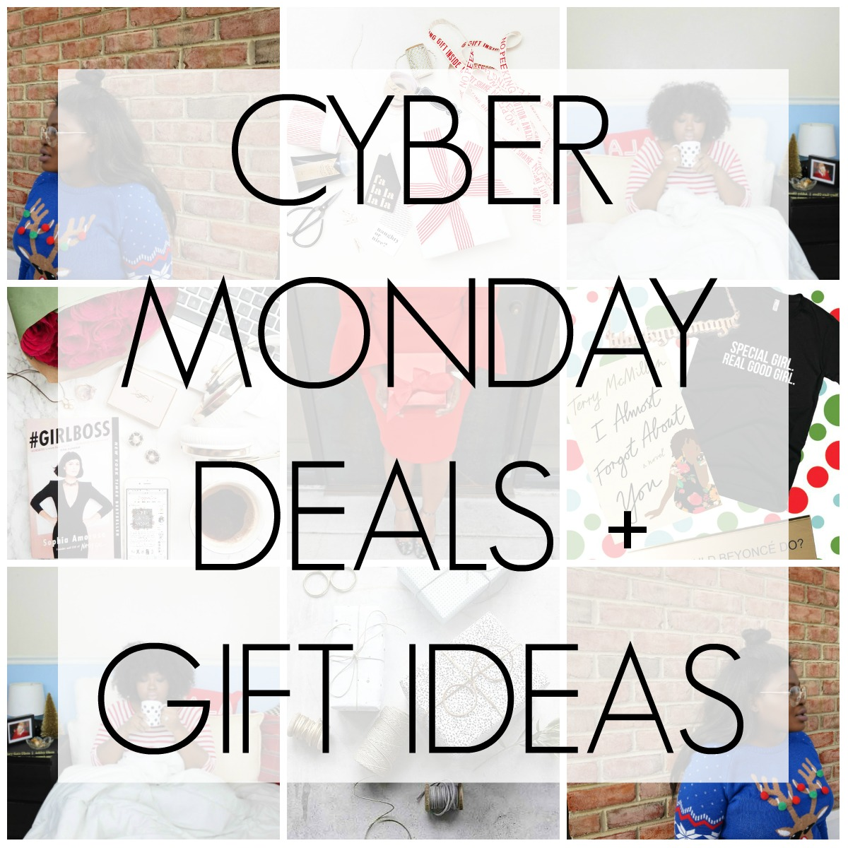 5 Cyber Monday Must Buys + A Roundup Of Our Favorite Looks On Sale