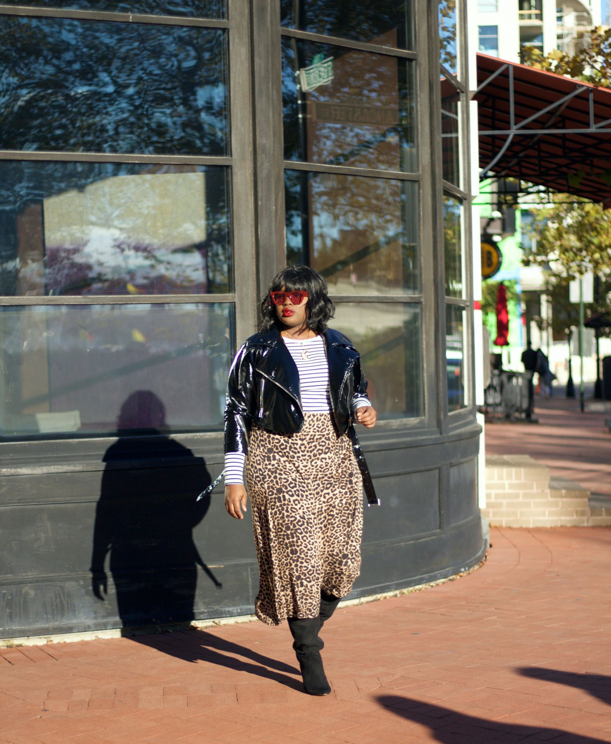 HOW TO WEAR LEOPARD PRINT NOW
