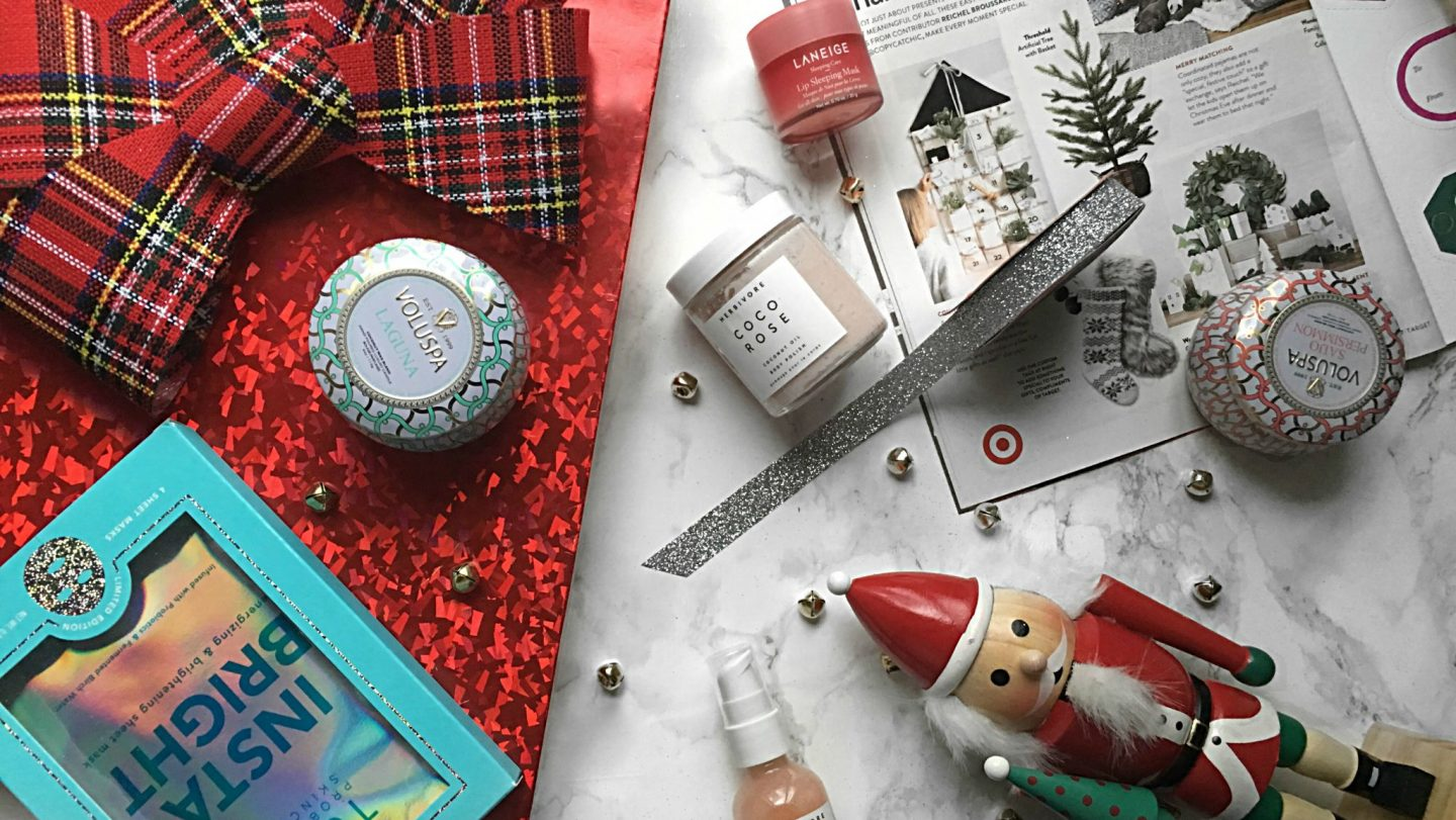 beauty gift guide holiday 2018