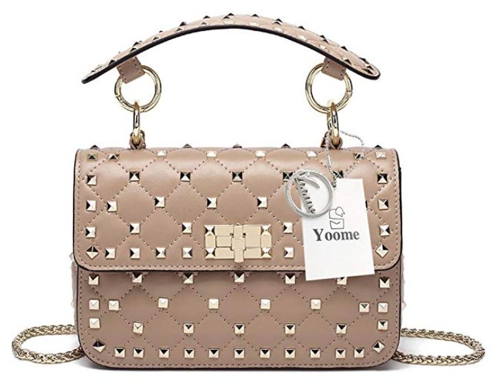 Valentino Rockstud Spike Bag look for less