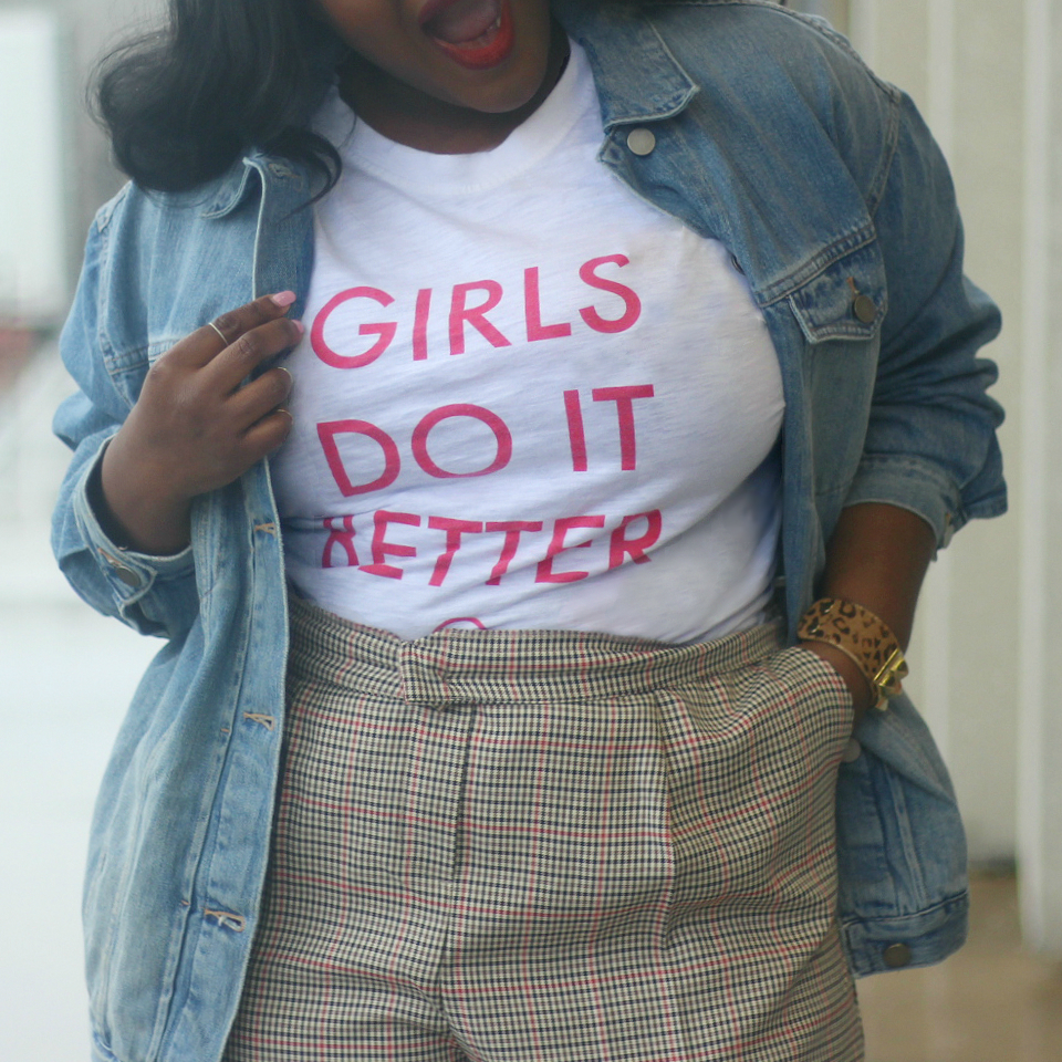 how to be a girl boss in 2019 + asos curve outfit