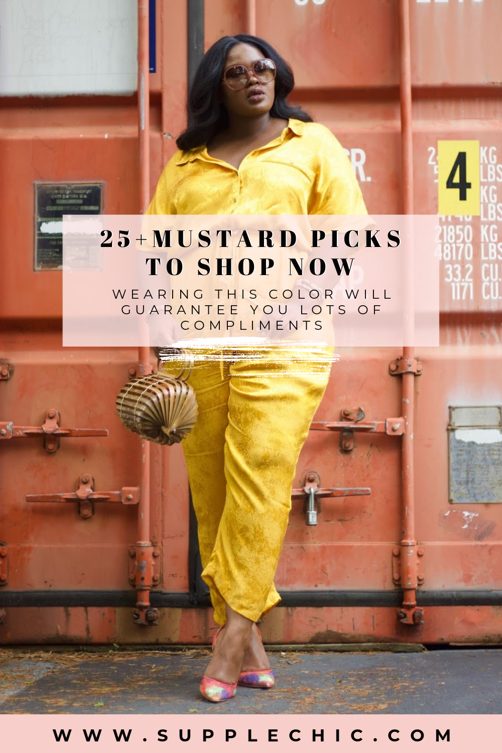 MUSTARD colored fashion finds ROUND UP from supplechic a fashion and lifestyle blog based out of Baltimore