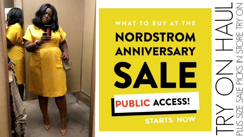 Nordstrom Anniversary Sale Curve Friendly Picks  + Must-Haves From The Sale & Plus Size Try-On