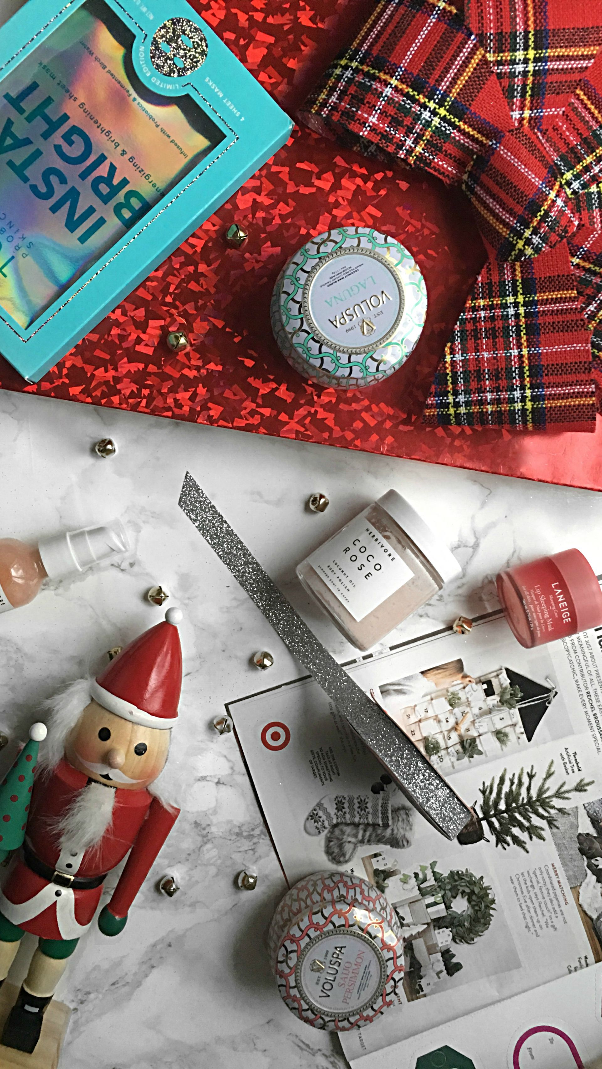 beauty gift guide II holiday 2018
