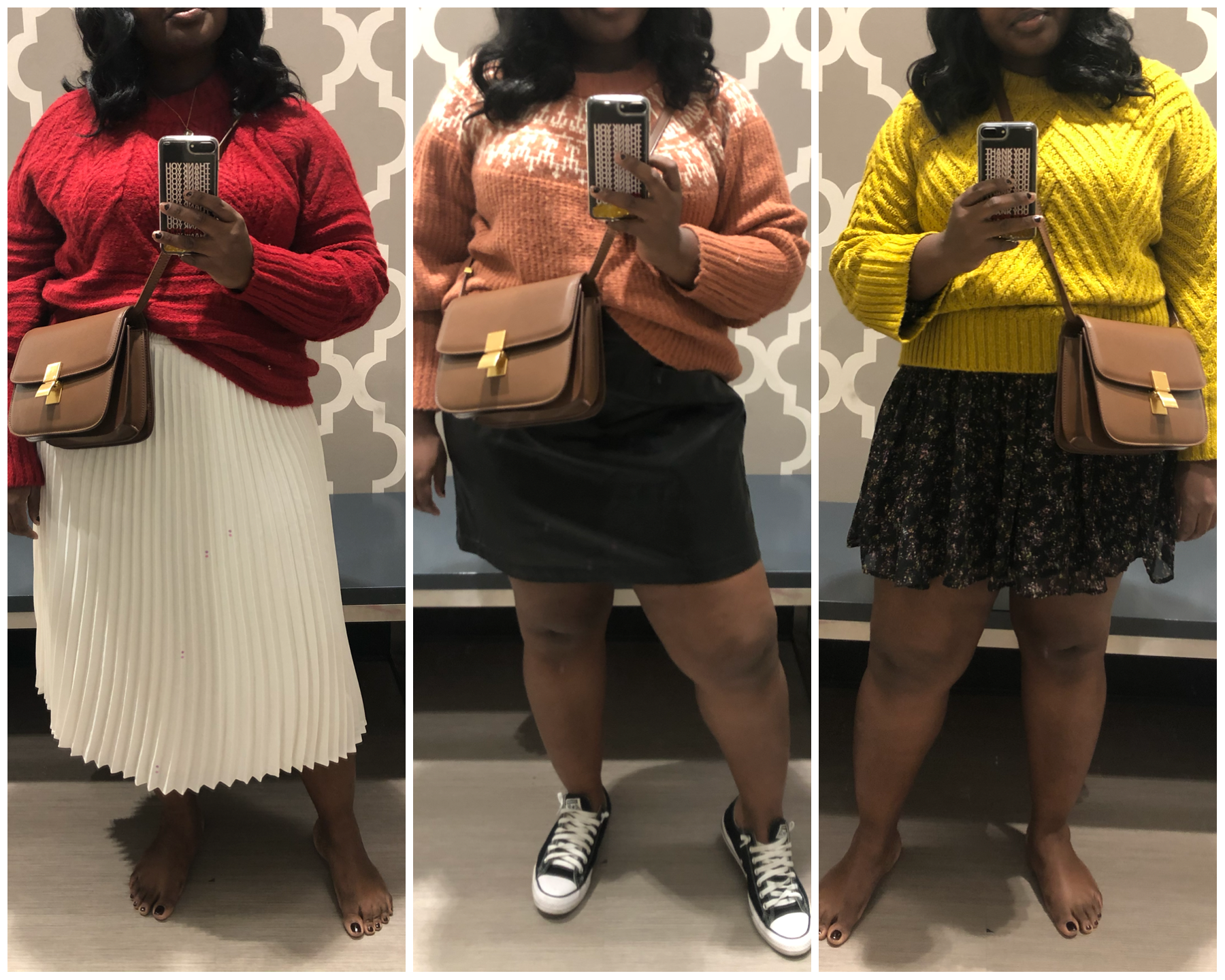sweater tryon session target by chichi o. from supplechic