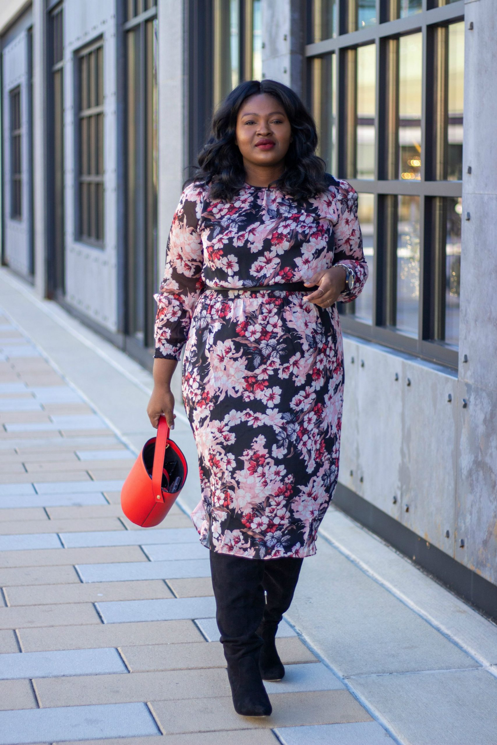 weekend to work with QVC from supplechic a fashion and lifestyle blog based in Baltimore