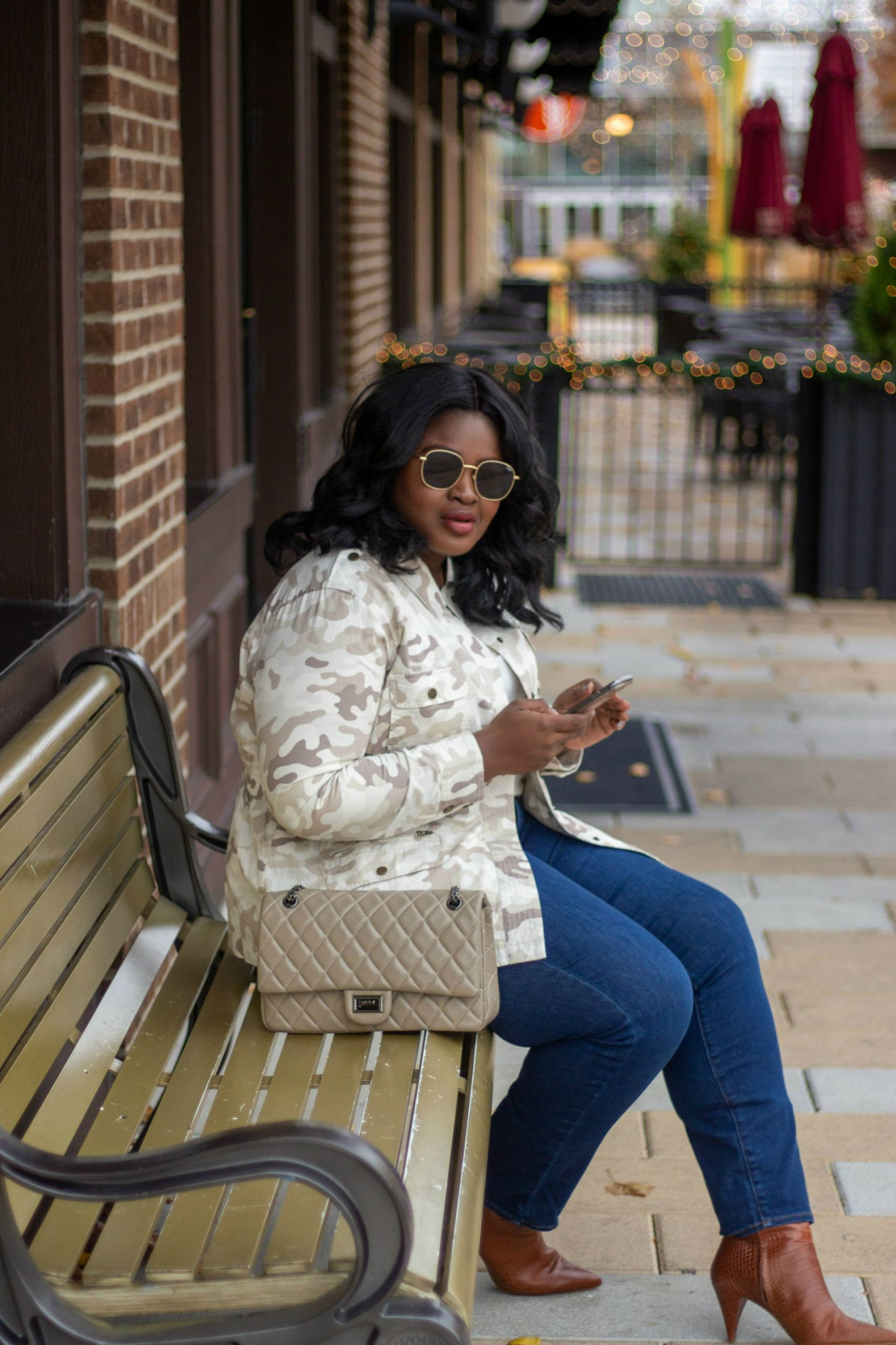weekend to work with QVC from supplechic a fashion and lifestyle blog based in Baltimore-3