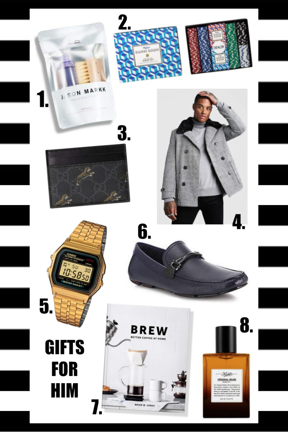 2019 last minute christmas gifts for him from supplechic a fashion and lifestyle blog based in Baltimore