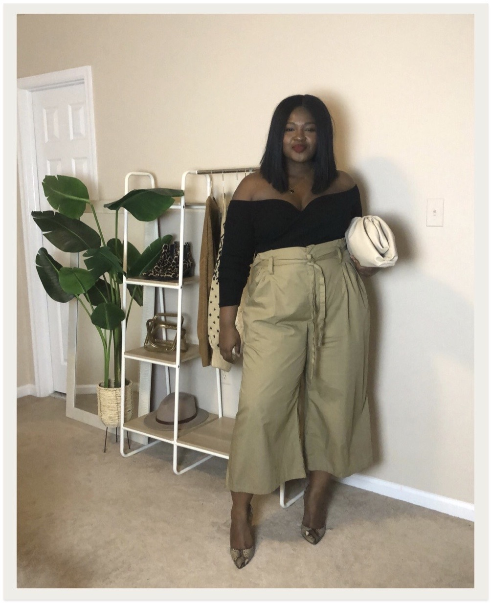 14 day outfit challenge by Chichi O. from Supplechic a plussize fashion and lifestyle blog