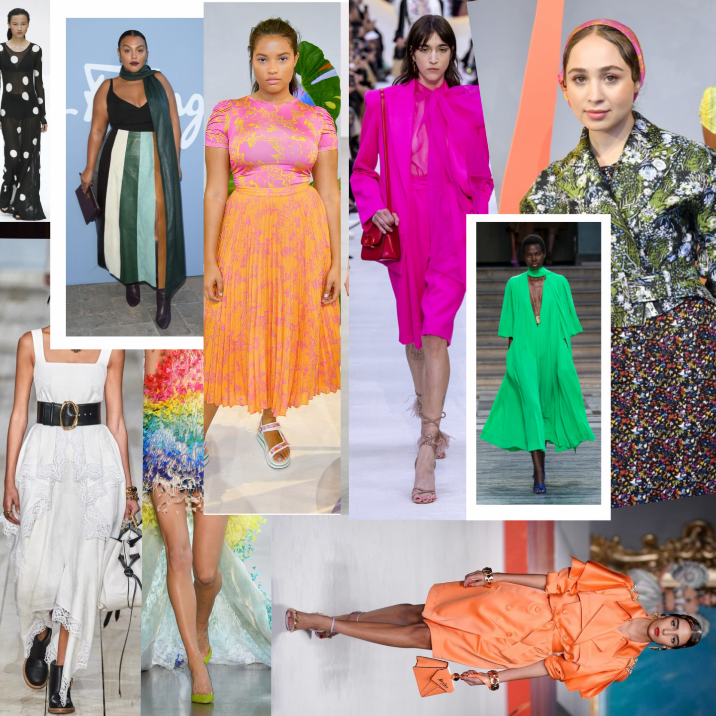 SPRING 2020 FASHION TRENDS: 7 CURVE FRIEDLY WEARABLE TRENDS TO TRY NOW!