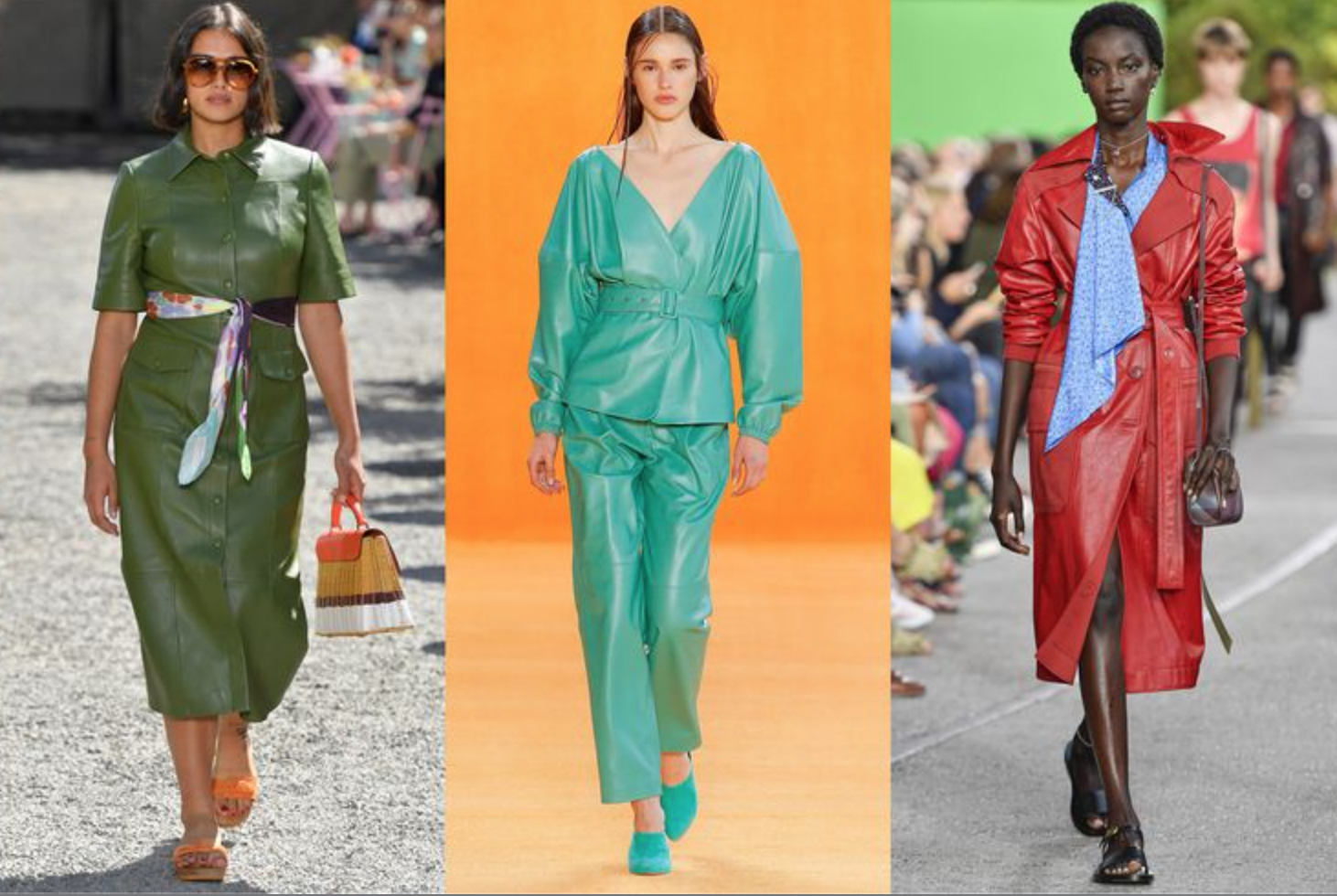 spring leather 2020 TRENDS from supplechic a fashion and life style blog based out of baltimore