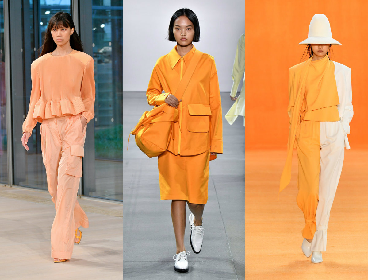 orange spring summer 2020 TRENDS from supplechic a fashion and life style blog based out of baltimore