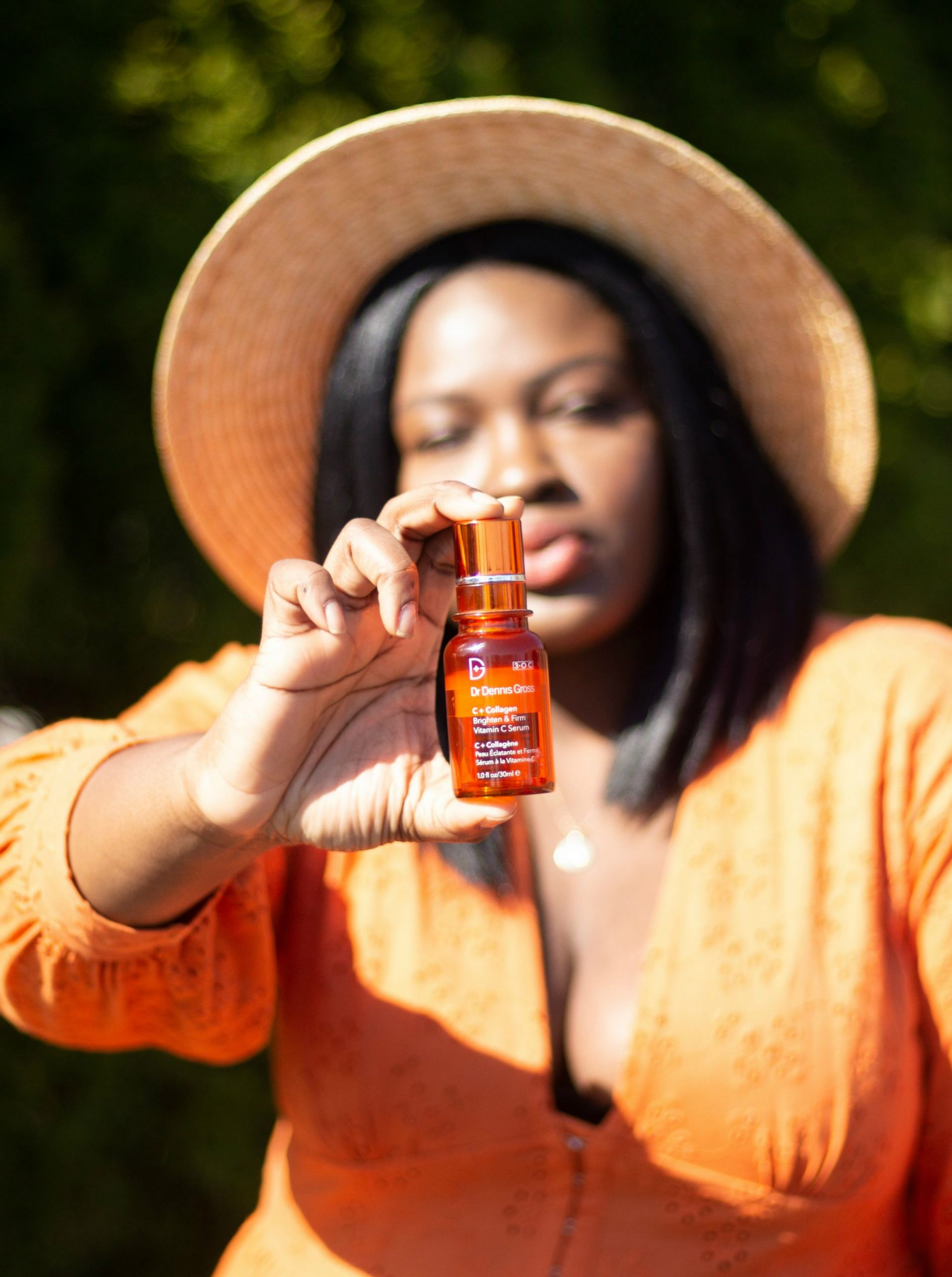 Best Vitamin C serums for women of color from supplechic a fashion and lifestyle blog based in baltimore