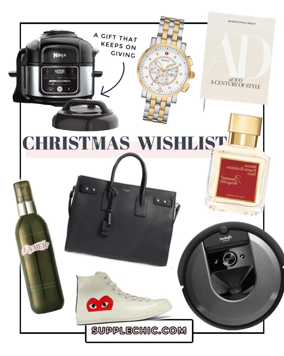 CHRISTMAS WISHLIST 2020 from supplechic a fashion and lifestyle blog based in baltimore