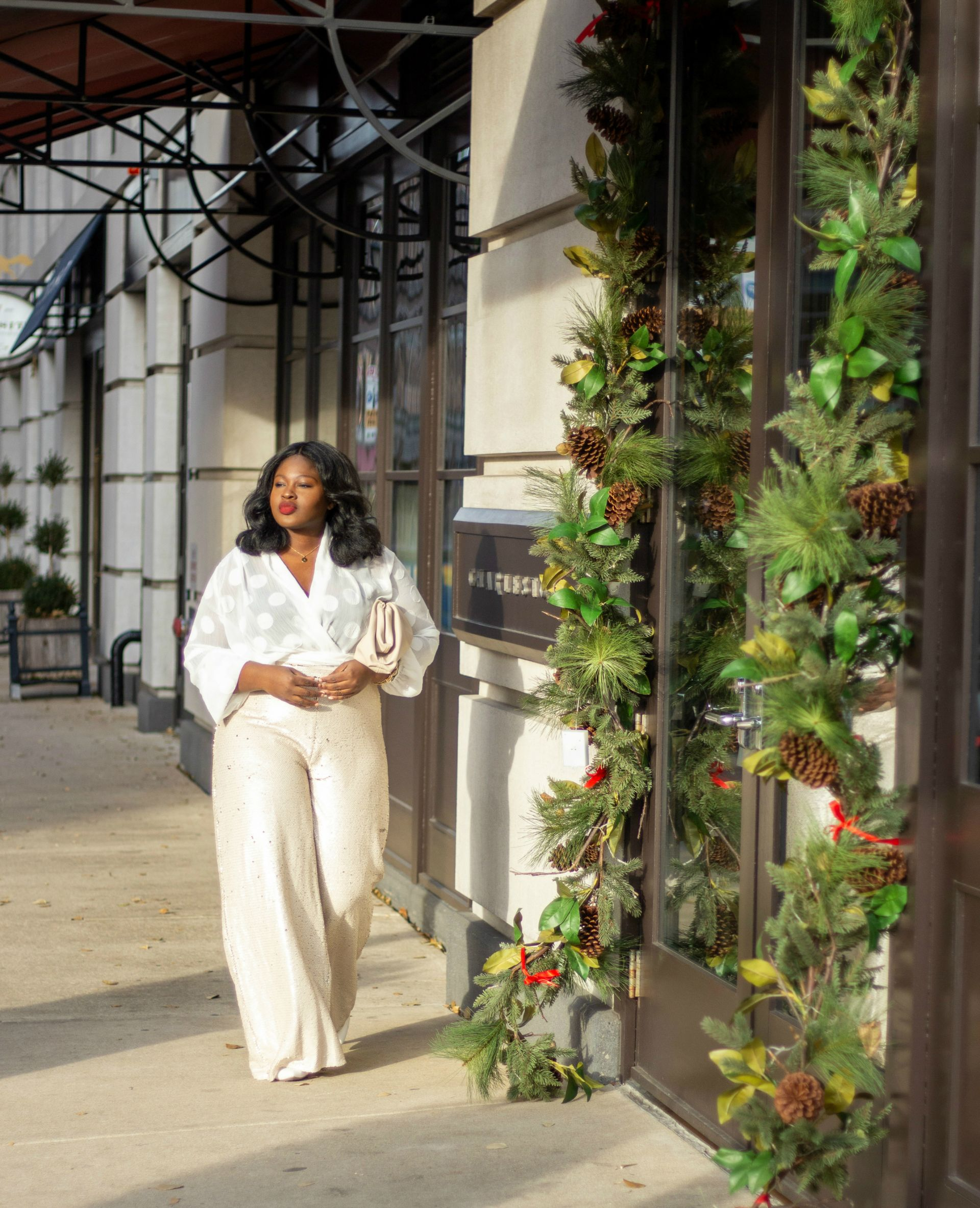 _new year outfit all white from supplechic a plus size fashion and lifestyle blog bb