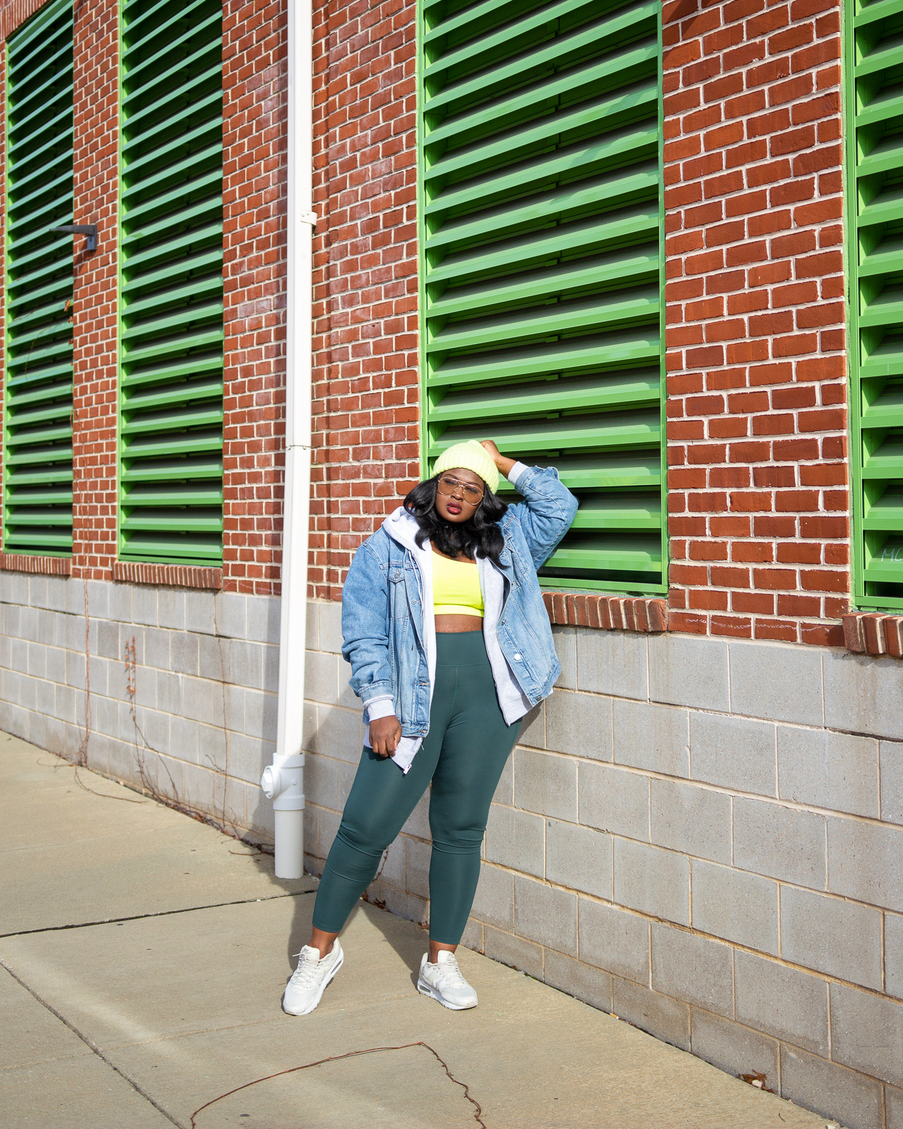 How to dress your body at any size I Girlfriend Collective I from supplechic a fashion and lifestyle blog based out of Baltimore