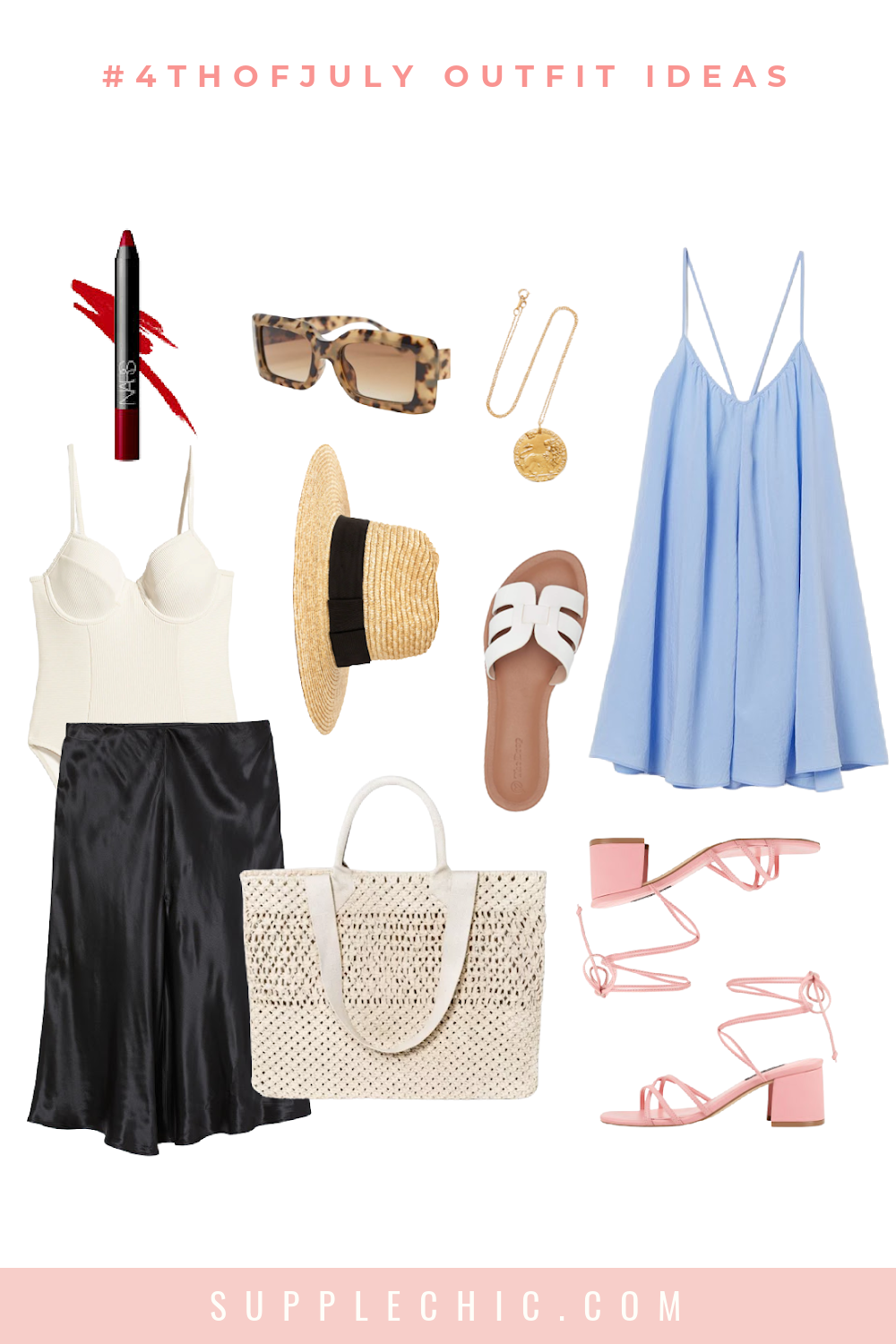 4TH-OF-JULY-OUTFITS-SALES-ROUND-UP. from supplechic a fashion and lifetstyle blog based out of baltimore